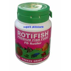 Rotifish FD Rotifer �ok �zel Bal�k Yemi 100ml