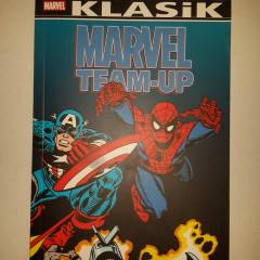 MARVEL KLAS�K - MARVEL TEAM-UP