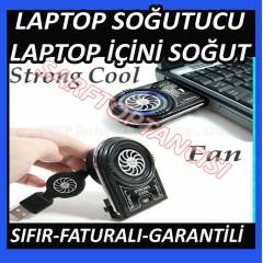 NOTEBOOK LAPTOP SO�UTUCU FAN SLOT FAN ��LEMC�