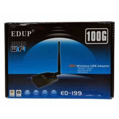 EDUP WiRELESS Adapt�r HIGH POWER