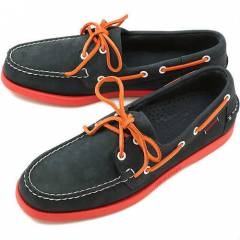 SEBAGO Mens Docksides Classic Shoes navy-Red
