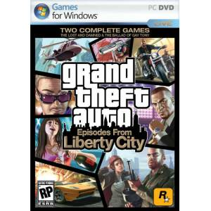 PC GTA LIBERTY CITY GRAND THEFT AUTO PC