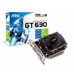 MSI 2GB NVIDIA GEFORCE EKRAN KARTI N630GT DDR3
