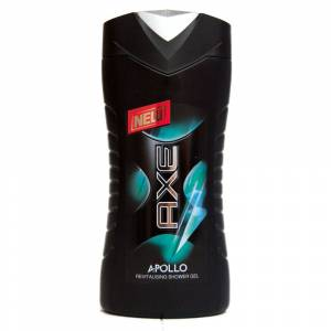 AXE APOLLO DU� JEL� 250 ML