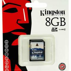 KiNGSTON 8GB SDHC HAFIZA KARTI (Foto�raf Makine)