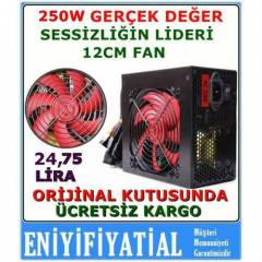 250W POWER SUPPLY PSU G�� KAYNA�I B�GMASTER