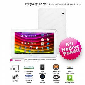 "CODEGEN 10,1"" ��FT �EK�RDEK 1GB 16GB TABLET PC"