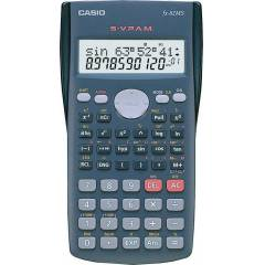 CASIO FX82MS B�L�MSEL FONKS�YONLU HESAP MAKINES�