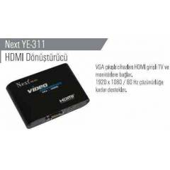 Next YE-311 VGA to HDMI Converter