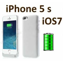 iPhone 5 5s iOS7 Uyumlu Pilli �arjl� K�l�f