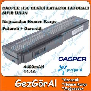 Casper Nirvana NB Serisi TC7039205 Laptop Pili