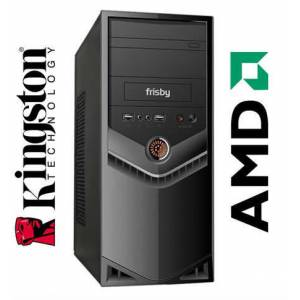 AMD A4000 3,2-500GB-DVD-2 GB KINGSTON TEK KASA
