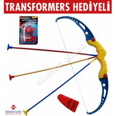 OYUNCAK OK YAY SET� TRANSFORMERS HED�YEL�