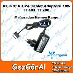 Asus 15A 1.2A Tablet Adapt�r� 18W TF101, TF700