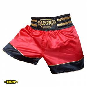 By Leon Gold Star Muay Thai Kick Boks �ortu K�rm