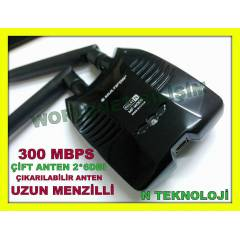 USB WIRELESS ADAPT�R KABLOSUZ ALICI A� ADAPT�R�
