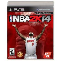 PS3 NBA 2K14 PAL King JAMES BONUS PACK DLC