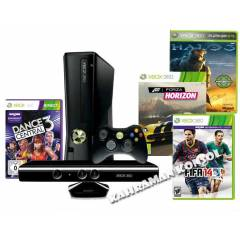 XBOX 360 SL�M  250GB BUNDLE SET SUPER F�YAT