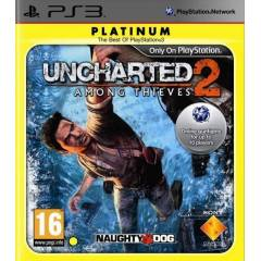 UNCHARTED 2 AMONGO THIEVES PS3 OYUNU