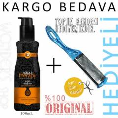 NATURA THERAPY ARGAN YA�I 100ML.