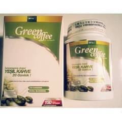 Green Coffee Ye�il Kahve ��LENMEM�� DO�AL ��ER�K