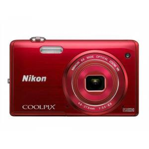 NIKON COOLPIX S5200 16 MP 6X OPT�K ZOOM 3
