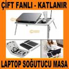 LAPTOP SO�UTUCU FAN LAPTOP MASASI SEHPASI STAND