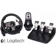 LOG�TECH G27 RAC�NG WHEEL D�REKS�YON PS2 929 TL