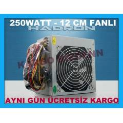 250W 250 WATT POWER SUPPLY PSU G�� KAYNA�I KASA