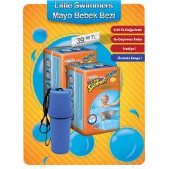 Huggies Little Swimmers 12-18kg - Kolye Hediyeli
