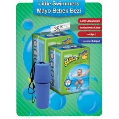 Huggies Little Swimmers 7-15kg - Kolye Hediyeli