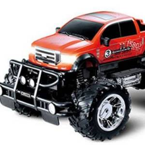 4x4 B�y�k Boy Monster Uzaktan Kumandal� Jeep