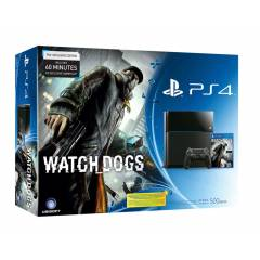 SONY PS4 500 GB + PS4 WATCH DOGS + 24 AY EURASIA