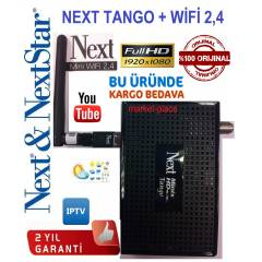 Next Minix HD Tango Full HD Uydu Al�c�s� + W�F�