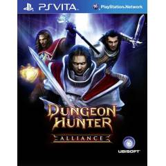 DUNGEON HUNTER ALLIANCE PS VITA SIFIR
