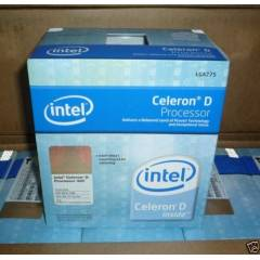 INTEL CELERON D 356 3.33 GHZ 256/533 LGA775 CPU