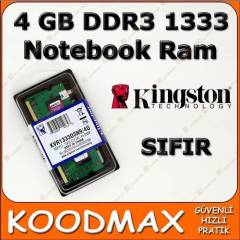 Kingston 4 GB DDR3 Notebook Ram