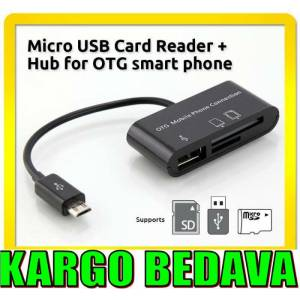 SAMSUNG GALAXY S3 USB OTG MiCRO CARD READER