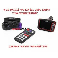POWERWAY 4 GB DAH�L� HAFIZALI  FM Transmitter