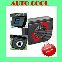 Auto Cool G�ne� Enerjisiyle �al��an Ara� ��i So�