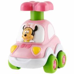 Disney Minnie Mouse Bast�r Gitsin Minik Araba