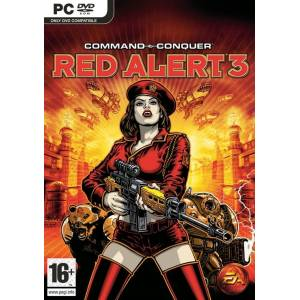 PC COMMAND & CONQUER RED ALERT 3 SIFIR