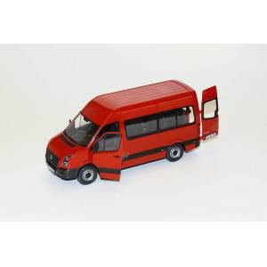 1:24 CARARAMA VW CRAFTER D�ECAST MODEL ARABA