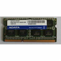 4GB DDR3 1333 MHZ PC3 10600 NOTEBOOK RAM ADATA
