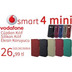 Vodafone Smart 4 Mini K�l�f . 785 K�l�f