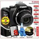 Canon SX170 IS 16 MP 16x Zoom