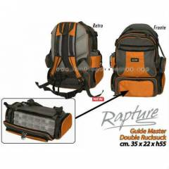 TRABUCCO RAPTURE GUIDEMASTER DOUBLE RUCKSAC KUTU