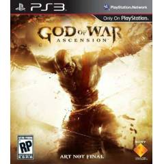 God of War: Ascension PS3 Oyun T�RK�E DUBLAJ