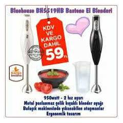 BlueHouse Bastone BH5519HB El Blender�