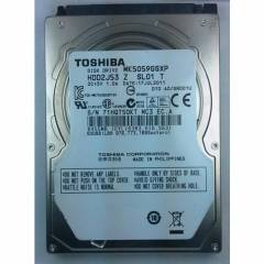 Toshiba 500 Gb 5400RPM 8 Mb Sata Notebook Hd